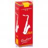 VANDOREN SR271R - 5 ANCHES SAXOPHONE TENOR JAVA RED SIB 1