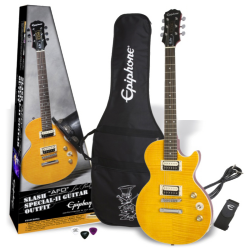 EPIPHONE AFD LES PAUL SPECIAL II OUTFIT PACK