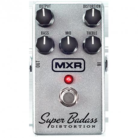 MXR M75 - SUPER BADASS DISTORTION