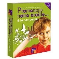 FUZEAU PROMENONS NOTRE OREILLE À LA CAMPAGNE