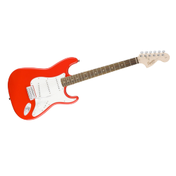 SQUIER STRATOCASTER AFFINITY - RW RACE RED