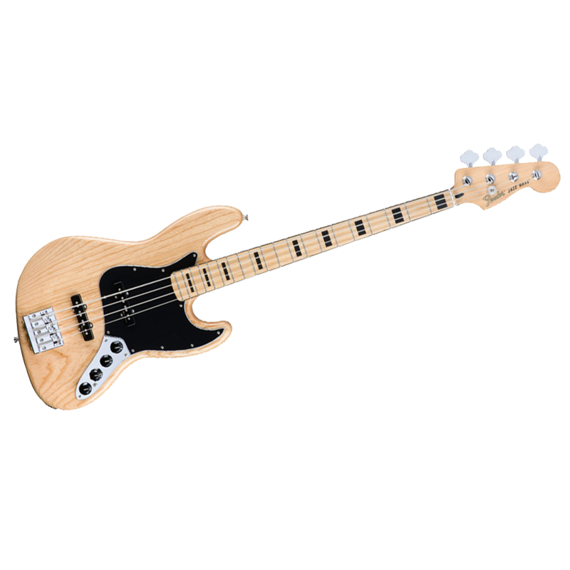 fender jazz bass deluxe active ash naturel scotto musique. Black Bedroom Furniture Sets. Home Design Ideas