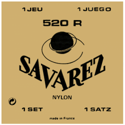 SAVAREZ 520R CARTE ROSE