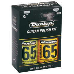 DUNLOP 6501 - GUITARE POLISH KIT