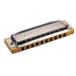 HOHNER 532/20 MS SERIES BLUES HARP - D