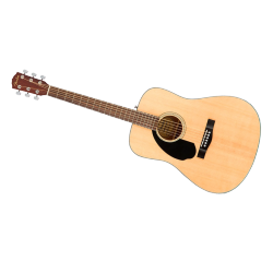 FENDER CD-60S NATUREL LH