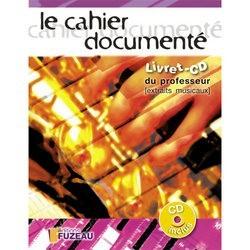 FUZEAU LE CAHIER DOCUMENTÉ LIVRET CD PROFESSEUR