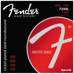 FENDER 7250L - LIGHT 40-100