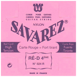 SAVAREZ 524R - CORDE CLASSIQUE UNITE RE