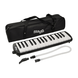STAGG MELOSTA32 - CHROMATIQUE MELODICA NOIR