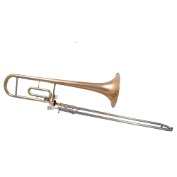 EASTMAN EQP-401 Trombone Ténor en Sib / Do - 6 Positions