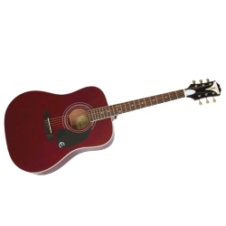EPIPHONE PRO-1 ACOUSTIC - WINE RED