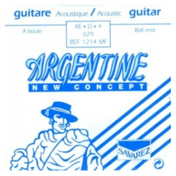 ARGENTINE 1214MF - CORDE MANOUCHE UNITE RE