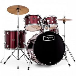 MAPEX TORNADO FUSION 20'' - WINE RED