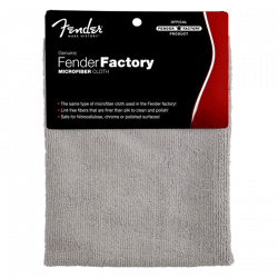 FENDER FACTORY SHOP CLOTH
