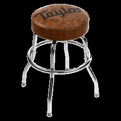 "TAYLOR BAR STOOL BROWN 24"""