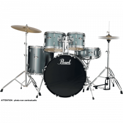 "PEARL RS505CC-706 - ROADSHOW FUSION 20"" CHARCOAL METALLIC"