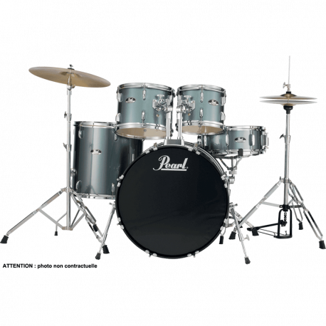 "PEARL RS525SCC-706 - ROADSHOW ROCK 20"" CHARCOAL METALLIC"