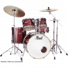 "PEARL EXX705NBRC-704 - EXPORT FUSION 20"" BLACK CHERRY GLITTER"