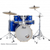 "PEARL EXX705NBR-717 - EXPORT FUSION 20"" HIGH VOLTAGE BLUE"