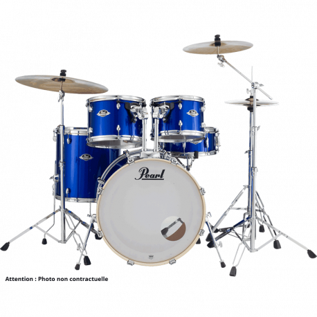 "PEARL EXX725SBRC-717 - EXPORT ROCK 20"" HIGH VOLTAGE BLUE"