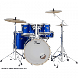 "PEARL EXX725BRC-717 - EXPORT STANDARD 22"" HIGH VOLTAGE BLUE"