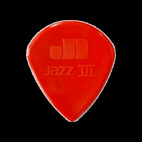 DUNLOP 47R3N - JAZZ NYLON III 1.18