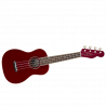 FENDER ZUMA CONCERT CANDY APPLE RED WALNUT