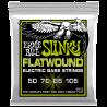 ERNIE BALL 2812 - SLINKY FLATWOUND