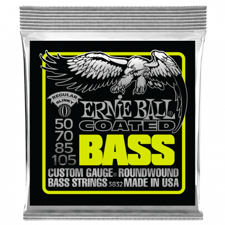 ERNIE BALL 3832 - COATED REGULAR SLINKY