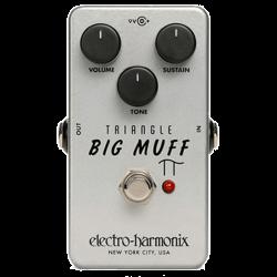 ELECTRO HARMONIX - TRIANGLE BIG MUFF