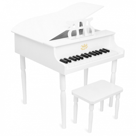 VILAC PIANO A QUEUE GRAND MODELE - BLANC