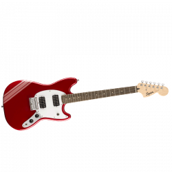 SQUIER MUSTANG BULLET COMP HH - CAR