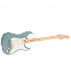 FENDER STRATOCASTER AMERICAN PRO - MN SNG
