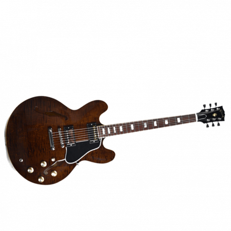 GIBSON ES-335 FIGURED LTD - ANTIQUE WALNUT