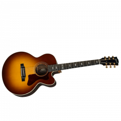 GIBSON PARLOR AG ROSEWOOD BURST