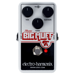ELECTRO HARMONIX - NANO BIG MUFF