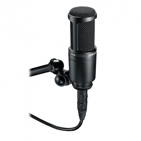 MICROPHONE AUDIO TECHNICA AT 2020