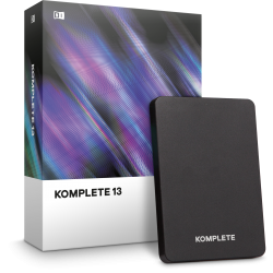 NATIVE INSTRUMENTS KOMPLETE 13 UPDATE (FROM K9-12)