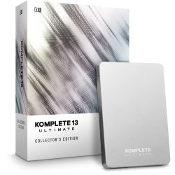NATIVE INSTRUMENTS KOMPLETE 13 ULTIMATE COLLECTOR'S EDITION UPGRADE (FROM KSELECT)