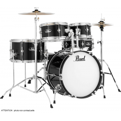 "PEARL DRUMS ROADSHOW JUNIOR 16"" JET BLACK"