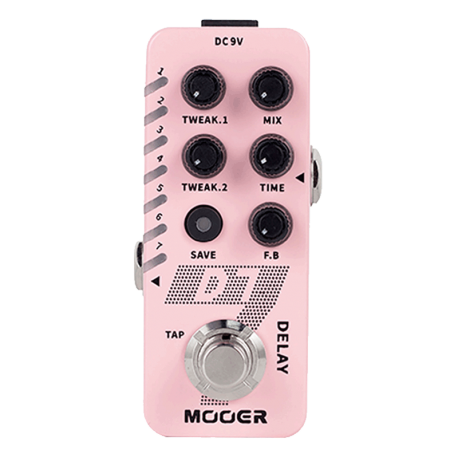 MOOER D7
