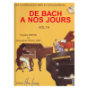 MÉTHODES LEMOINE DE BACH À NOS JOURS,VOLUME 1A