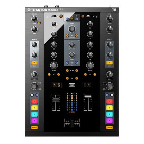 TABLE DE MIXAGE DJ NATIVE INSTRUMENTS TRACKTOR KONTROL Z2