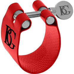 BG - ABG LFB9 LIGATURE Sib - Flex rouge