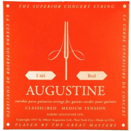 AUGUSTINE ROUGE TENSION NORMALE