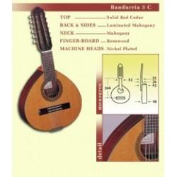 ALHAMBRA BANDURRIA 3C