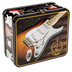 FENDER LUNCHBOX 60TH ANNIVERSARY