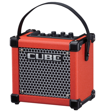 ROLAND M-CUBE GX ROUGE