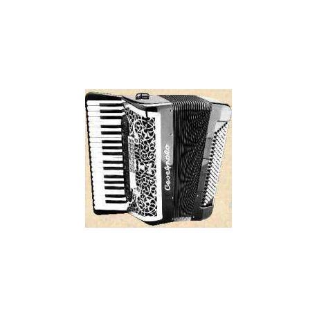 ACCORDÉON PIANO CAVAGNOLO GALA 5
